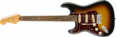 Squier Classic Vibe Stratocaster '60s Left-Handed  3-Color Sunburst Electric Guitar 373019500