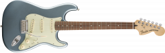 Fender Deluxe Roadhouse Strat  Mystic Ice Blue Electric Guitar 147303362