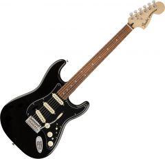 Fender Deluxe Strat Electric Guitar Black 147103306