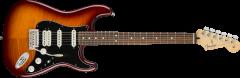 Fender Player Stratocaster HSS Plus Top  Tobacco Burst Electric Guitar 144563552