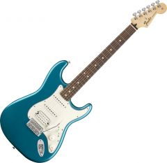 Fender Standard Stratocaster HSS Electric Guitar Lake Placid Blue 144703502