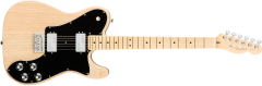 Fender American Professional Telecaster Deluxe ShawBucker  Natural Electric Guitar 113082721