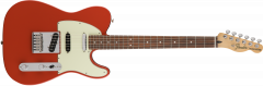 Fender Deluxe Nashville Tele  Fiesta Red Electric Guitar 147503340