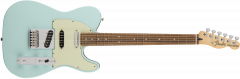Fender Deluxe Nashville Tele  Daphne Blue Electric Guitar 147503304