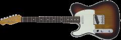 Fender Made in Japan Traditional '60s Telecaster Custom Left-Hand  3-Color Sunburst Electric Guitar 5351600300