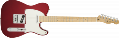 Fender Standard Telecaster  Candy Apple Red Electric Guitar 145102509