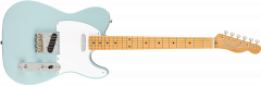 Fender Vintera '50s Telecaster  Sonic Blue Electric Guitar 149852372