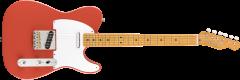 Fender Vintera '50s Telecaster  Fiesta Red Electric Guitar 149852340