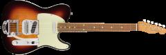 Fender Vintera '60s Telecaster Bigsby  3-Color Sunburst Electric Guitar 149883300