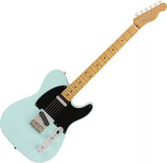 Fender Vintera '50s Telecaster Modified Electric Guitar Daphne Blue 149862304