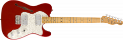 Fender Vintera '70s Telecaster Thinline  Candy Apple Red Electric Guitar 149742309