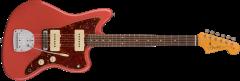 Fender Custom Shop 1959 Journeyman Relic Jazzmaster  Aged Fiesta Red Electric Guitar 1511220840