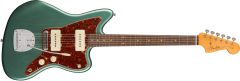 Fender Custom Shop 1959 Journeyman Relic Jazzmaster  Faded Sherwood Green Metallic Electric Guitar 1511220846