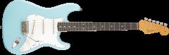 Fender Custom Shop Journeyman Relic Postmodern Stratocaster  Daphne Blue Electric Guitar 1504120804