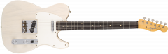 Fender Custom Shop 1959 Journeyman Relic Telecaster  Aged White Blonde Electric Guitar 1550590801