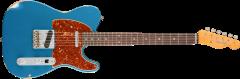 Fender Custom Shop 1961 Relic Telecaster  Aged Lake Placid Blue Electric Guitar 1561790802