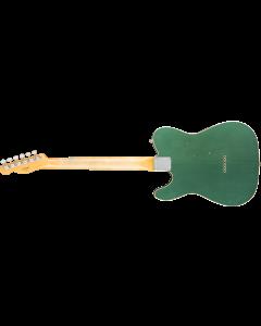Fender Custom Shop 1963 Journeyman Relic Telecaster Custom  Faded Sherwood Green Metallic Electric Guitar 1570260846