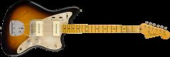 Fender Custom Shop 50's Journeyman Relic Jazzmaster  3-Color Sunburst Electric Guitar 9235000533