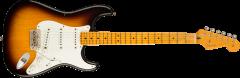 Fender Custom Shop Journeyman Relic Eric Clapton Signature Stratocaster  2-Color Sunburst Electric Guitar 1507002803
