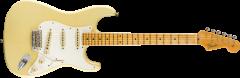 Fender Custom Shop Postmodern Stratocaster Journeyman Relic Maple  Aged Vintage White Electric Guitar 9235000884