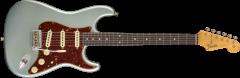 Fender Custom Shop Postmodern Stratocaster Journeyman Relic Rosewood  Faded Aged Blue Ice Metallic Electric Guitar 9235000886