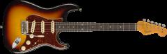 Fender Custom Shop Postmodern Stratocaster Journeyman Relic Rosewood  3-Color Sunburst Electric Guitar 9235000885