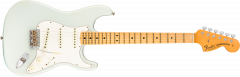 Fender Custom Shop 1969 JOURNEYMAN RELIC STRATOCASTER - MAPLE  Faded Aged Sonic Blue Electric Guitar 1546082872