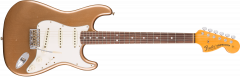 Fender Custom Shop 1969 JOURNEYMAN RELIC STRATOCASTER - ROSEWOOD  Aged Firemist Gold Electric Guitar 1546080853