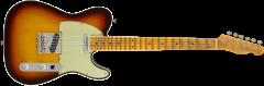 Fender Custom Shop Postmodern Telecaster Journeyman Relic  Chocolate 3-Color Sunburst Electric Guitar 9235000898