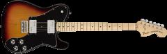 Fender Classic Series '72 Telecaster Deluxe  3-Color Sunburst Electric Guitar 137702300