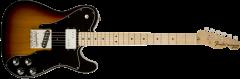 Fender Classic Series '72 Telecaster Custom  3-Color Sunburst Electric Guitar 137502300