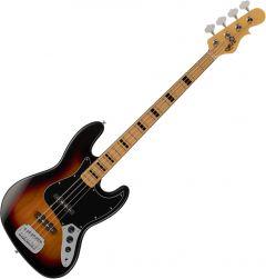 G&L Tribute JB Electric Bass 3-Tone Sunburst TI-JB-113R04R13