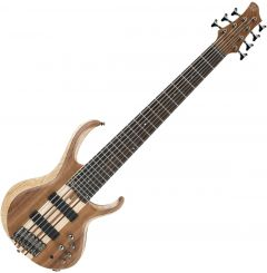 Ibanez BTB Standard 7-String Electric Bass Natural Low Gloss BTB747NTL