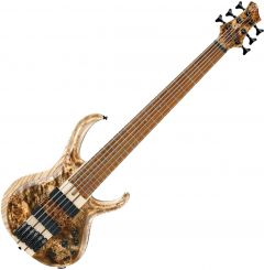 Ibanez BTB Bass Workshop 6-String Electric Bass Antique Brown Stained Low Gloss BTB846VABL