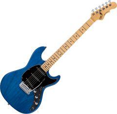 G&L CLF Research Skyhawk Electric Guitar Clear Blue SKYHK-CLF-CBL-MP