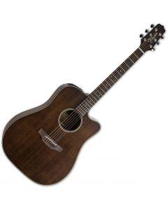Takamine Pro Series 1 P1DC SM Acoustic Electric Guitar Satin Molasses sku number TAKP1DCSM