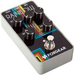 FoxGear Rainbow 5 Preset Digital Reverb Pedal FOX-RAINBOW