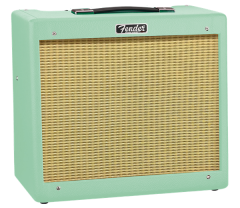 Fender Blues Junior IV Surf Green P12Q Tube Amp 2231500971