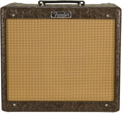 Fender Limited Edition Blues Junior III - Western Wheat Tube Amp 2230500805