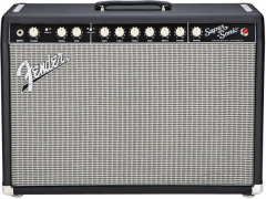 Fender Super-Sonic 22 Combo Tube Amp - Black 2160000000