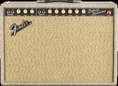 Fender 65 Deluxe Reverb Fawn Tube Amp 0217400972