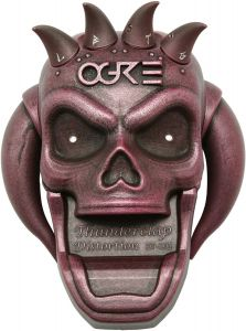 Ogre Thunderclap Distortion Special Edition Pedal - Red THUNDERCLAP-R
