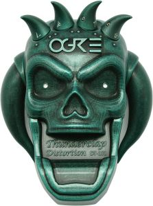 Ogre Thunderclap Distortion Special Edition Pedal - Green THUNDERCLAP-G