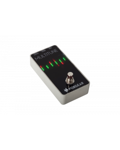 FoxGear Multitune Polyphonic Tuner Pedal sku number FOX-MULTI