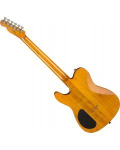 Fender Special Edition Custom Telecaster FMT HH Electric Guitar Amber 0262004520