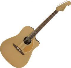 Fender Redondo Player Acoustic Guitar Bronze Satin 0970713553