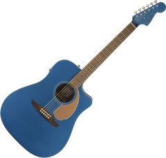 Fender Redondo Player Acoustic Guitar Belmont Blue 0970713010