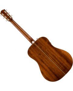 Fender PM-1E Standard Dreadnought Acoustic Guitar Natural 0970312321