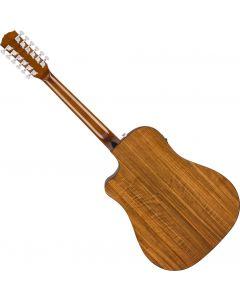 Fender CD-140SCE 12-String Acoustic Guitar Natural 0970293321