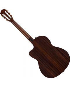 Fender CN-140SCE Nylon Thinline Acoustic Guitar Natural 0970264321